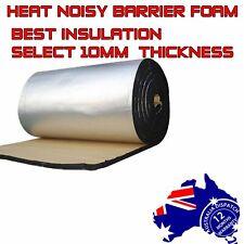 10mm Strong Heat Insulation Noisy Sound Deadener Performance Adhesive 1M x 1.4M