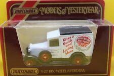 Matchbox Models of Yesteryear - Y22 1930 Model a Ford Van