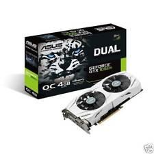 Asus nVIDIA GeForce GTX 1050 TI 4GB GDDR5 DVI/HDMI/DisplayPort PCI-E Video Card