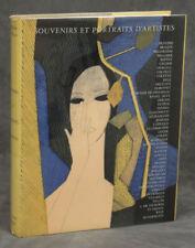 Fernand Mourlot, Jacques Prevert / Souvenirs and Portraits d'Artistes 1st 1974