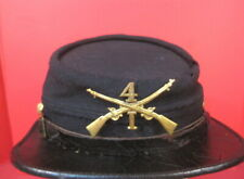 Indian War Us Army M1872 Enlisted Infantry Forage Cap or Kepi Style Hat - Rare