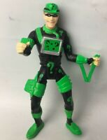 "DC Comics The Riddler Batman Forever Action Figure 5"" VTG 1995 Kenner Villain"
