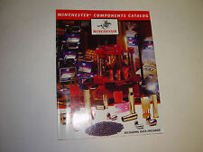 Winchester Components Gun Catalog Reloading Data 1999 Powder, Primmers