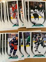 2020-21 UD Parkhurst Rookies and Legends - YOU PICK - YOU CHOOSE - FLAT SHIPPING
