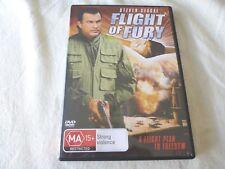 Flight of Fury (DVD, 2007) Region 4