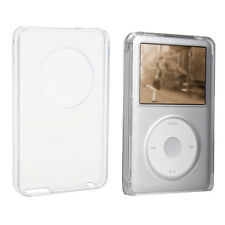 For Apple Ipod Classic 80GB Clear Crystal Hard Case Protector Front Back POP