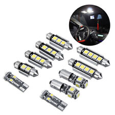 10x Car LED Light Bulb Kit For VW MK4 Golf GTI Jetta 1999-2005 Accessories