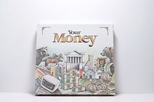 """New Vintage 1985 """"Your Money"""" Investment Board Game by Gavin Brackenridge & Co,"""