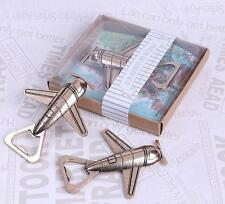 20pcs Airplaine Bottle Opener Design for Wedding / Debut Souvenir
