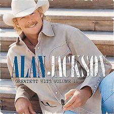 Greatest Hits, Vol. 2 by Alan Jackson (CD, Aug-2003, Arista) Free Ship #KL81