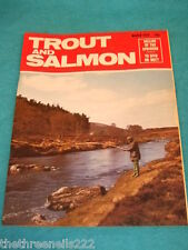 TROUT AND SALMON - SPIN OR NOT - MARCH 1978