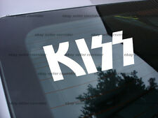 KISS rock band sticker decal