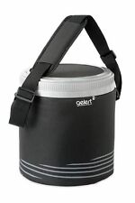 Cool Box By Gelert Picnic Box Food Drink Hamper Cooler For Camping Beach & Stool