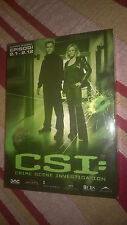 "FILM IN DVD : ""C.S.I. - SECONDA STAGIONE - Episodi 2.1 – 2.12"" - USA 2000"