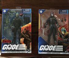 Brand New! g.i. joe classified ?Beach Head? and Cobra Commander