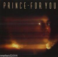 Prince ~ For You ~ NEW CD Album ~ Debut Cd  1978