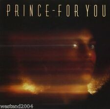 Prince - For You  ** NEW CD **  SEALED  Debut Cd  1978 (SENT SAME DAY)