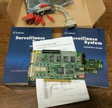 Genuine GeoVisionGV-1480 V2.00 16 Ch PCI-E DVR CCTV Card TESTED WORKS GOOD