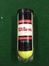Heavy Duty Wilson Tennis Balls, 3-Pk. Wrt1043 All Court