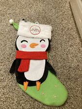 Brand New Animal Christmas Stocking