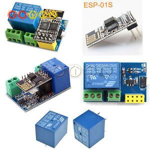 ESP8266 ESP-01S TOI APP Controled Smart Home Automation+5V Wifi Relay Module
