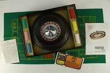 Vintage Toy Pacific Casino Game Company No 132 Pleasantime Roulette Set