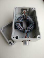 High end HF+6m common mode choke 1:1 balun 1kW 1.8-54 MHz