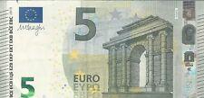 5 Euro Banknote Circulated Legal Tender 2013