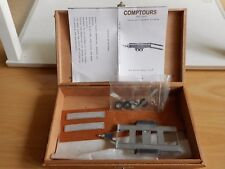 Modelkit Comptours Car trailer on 1:43
