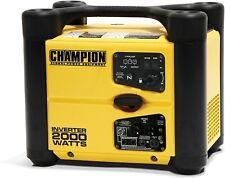 NEW n Box Champion 2000 Watt Portable  Generator ! I can't ship to Puerto Rico!