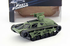 Ripsaw tanques casi and Furious 8 verde 1:24 jada Toys