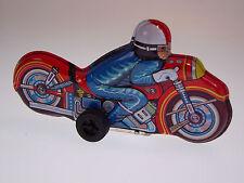 GSMOTO  KLEINES MOTORRAD von YANOMAN aus Japan, 14cm, FRICTION, SEHR GUT  !!