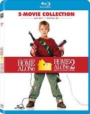 Home Alone 1 & 2 Movies Blu-Ray NEW 2-Disc Set +Digital DVD