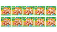 10 Sets Kracie Hamburger Kit Happy Kitchen Popin Lots MADE IN JAPAN