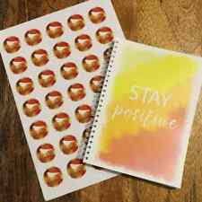 Food Diary Diet Journal Slimming World Compatible Weight Loss Tracker A6 Log 6