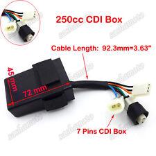 7 Wire Ignition CDI 250cc ATV Quad UTV Loncin Puma Tiger Jianshe Hensim 4Wheeler