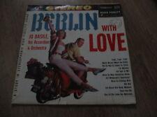 Vinyl12 Jo Basile Berlin with Love Costa Rica Press 1960 gut