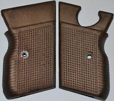 CZ 70 pistol grips dark brown plastic with screw