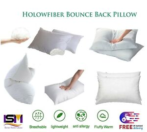 SUPER ULTRA BOUNCE PILLOWS DELUXE LUXURY BEDDING MULTI PACK HYPO-ALLERGENIC