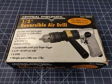 """Central Pneumatic 1/2"""" Reversible Air Drill Model 98896"""