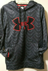 Under Armor Youth Size SM Cold Gear Pull Over Hoodie