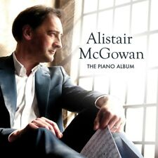 ALISTAIR McGOWAN THE PIANO ALBUM CD (PRE-ORDER To Be Released 29 September 2017)