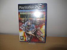 ROBOTECH: Invasion PS2 pal version neuf scellé