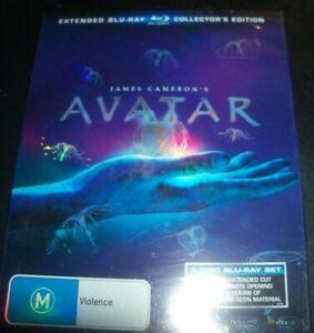 Avatar - Extended Collector's Edition (James Cameron)(Australia Region B) BLURAY