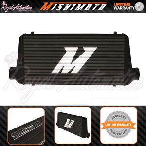 "Mishimoto M line Universal Performance Aluminium Intercooler 3"" Core Turbo Black"