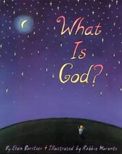 What Is God? What Is? Life Concepts Series Hardcover Book (used)