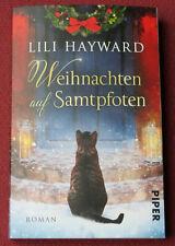 Weihnachten auf Samtpfoten - Lili Hayward (2018, Taschenbuch) Roman