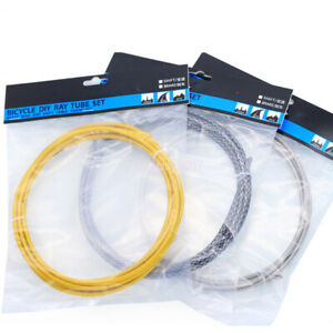 3M Pro Road Mountain Bicycle Cycling Braid Brake Shift Control Line Cable Pipe