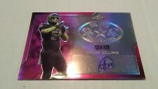 2017 JORDAN WILLIAMS LEAF METAL US ARMY ALL-AMERICAN AUTO 19/20 CLEMSON