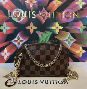 AUTHENTIC Louis Vuitton Cross Body Monogram  Pouch ~o🇺🇸US SELLER